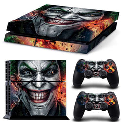 The Joker PS4 Skin