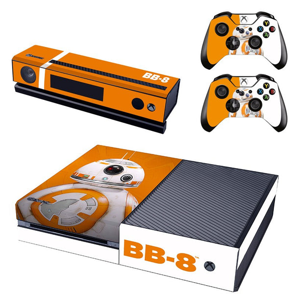 Star Wars BB-8 Xbox One Skin