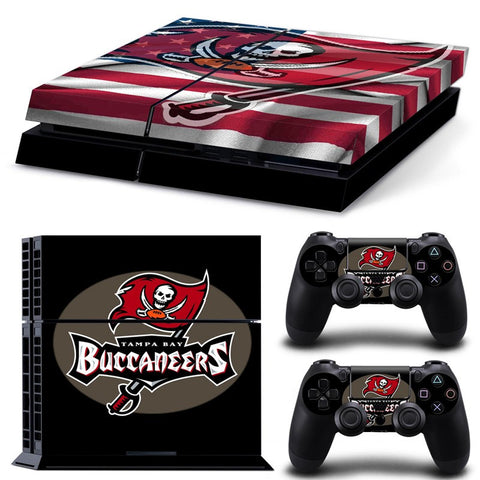 Tampa Bay Buccaneers NFL PS4 Skin
