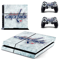 Washington Capitals NHL PS4 Skin