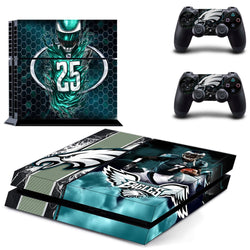 Philadelphia Eagles NFL PS4 Skin