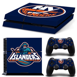 New York Islanders NHL PS4 Skin