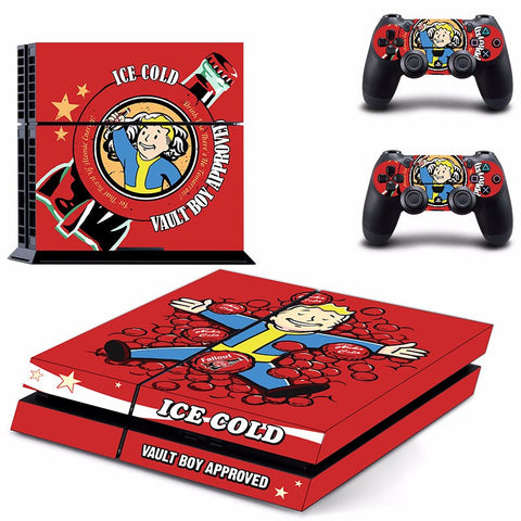 Fallout 4 PS4 Skin