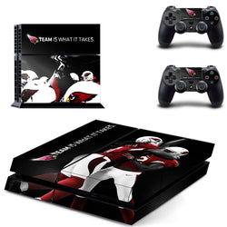 Arizona Cardinals NFL PS4 Skin