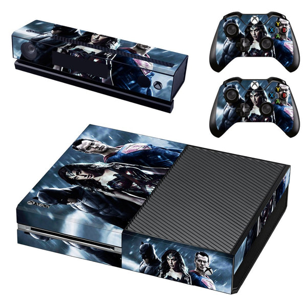 Batman Versus Superman Xbox One Skin