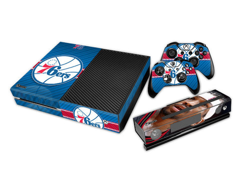 Philadelphia 76'ers NBA Xbox One Skin