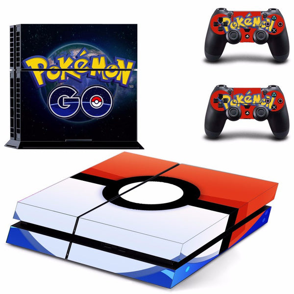 Pokemon Go PS4 Skin