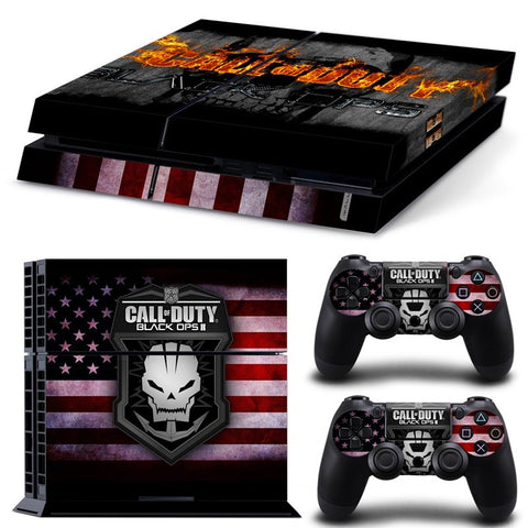 Call of Duty Black Ops 2 PS4 Skin