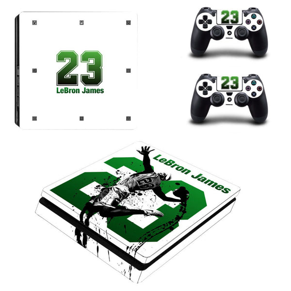 Cleveland Cavaliers Lebron James PS4 Skin