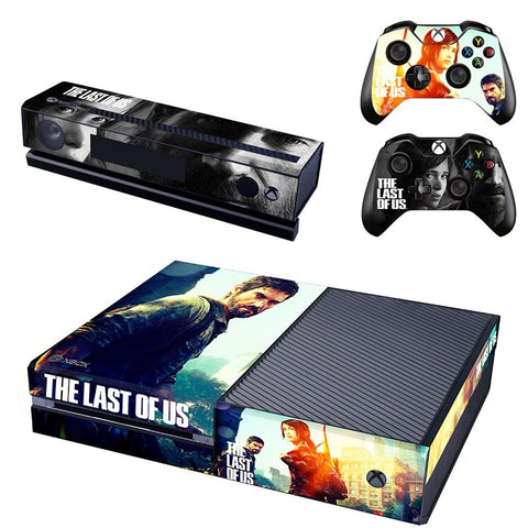 The Last Of Us Xbox One Skin