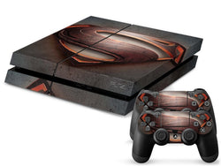 Superman PS4 Skin