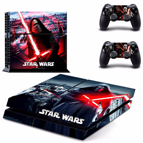 Star Wars Kylo Ren PS4 Skin