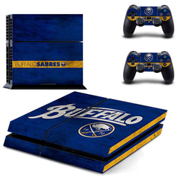 Buffalo Sabres NHL PS4 Skin