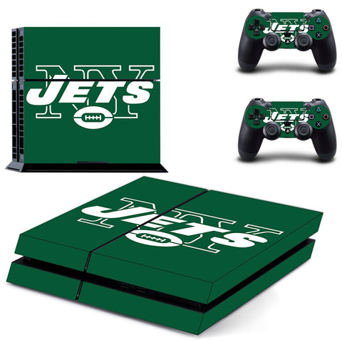 New York Jets NFL PS4 Skin
