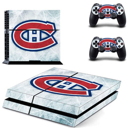 Montreal Canadiens NHL PS4 Skin