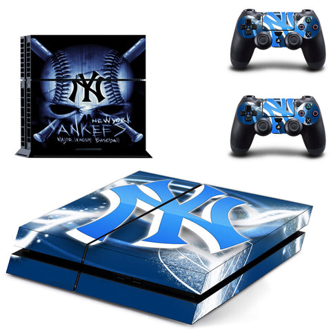 New York Yankees MLB PS4 Skin
