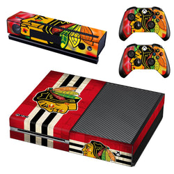 Chicago Blackhawks NHL Xbox One Skin