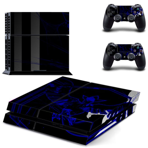 Pokemon Go Team Mystic PS4 Skin