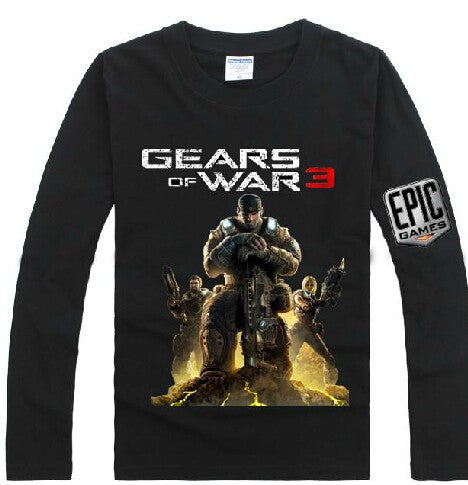 Gears Of War 3 Long Sleeve Shirt