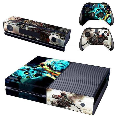 Call Of Duty Zombies Xbox One Skin