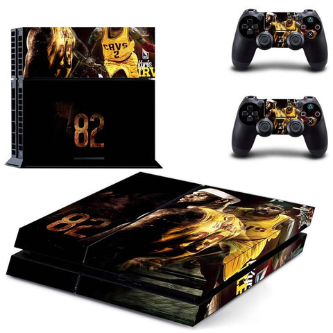 Cleveland Cavaliers '82 PS4 Skin