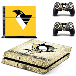 Pittsburgh Penguins NHL PS4 Skin