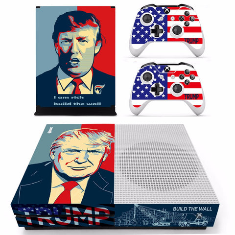 Donald Trump Xbox One Skin