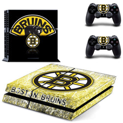 Boston Bruins NHL PS4 Skin