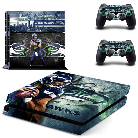Seattle Seahawks NFL PS4 Skin