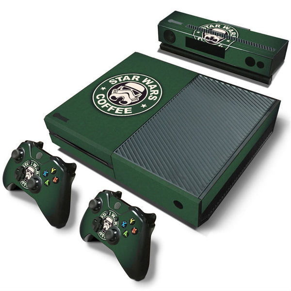Star Wars Coffee Xbox One Skin