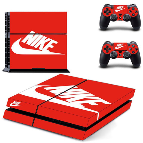 Nike PlayStation 4 Skin
