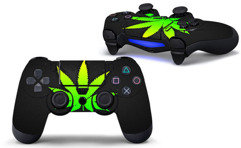 420 PlayStation 4 Controller Skins