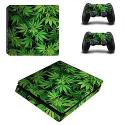 420 PlayStation 4 Skin