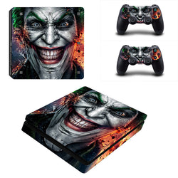The Joker PlayStation 4 Skin