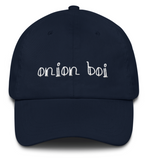 onion boi hat
