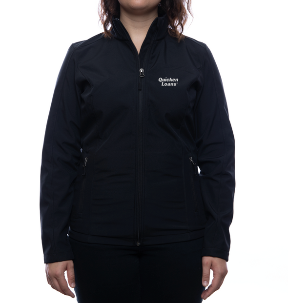 Quicken Loans Soft Shell Jacket (Women's Fit)