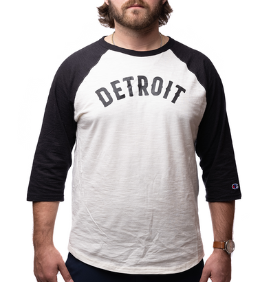 Champion Detroit Baseball Tee