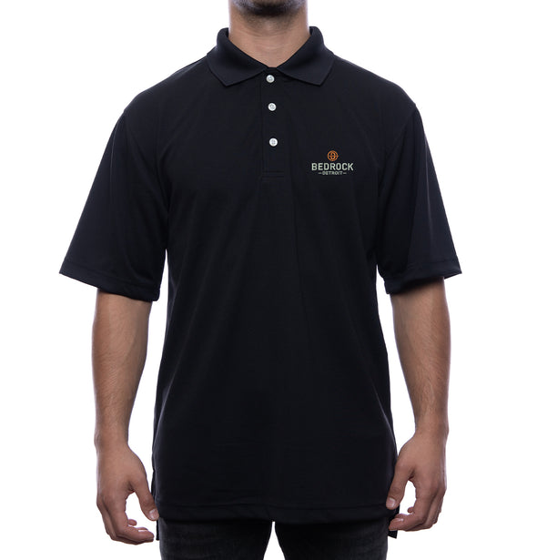 Bedrock Detroit Performance Polo (Men's Fit)