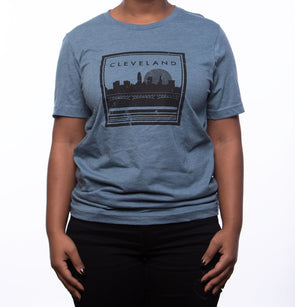 City Outline Tee | Cleveland
