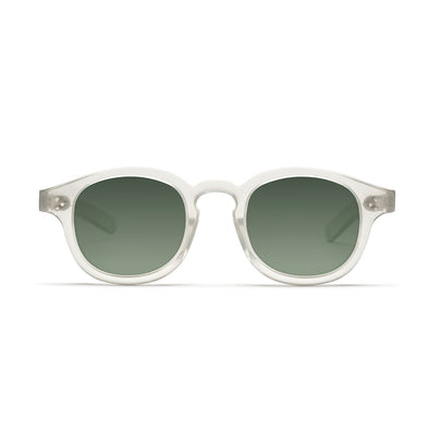 Genusee Roeper Sunglasses | Crystal Fog