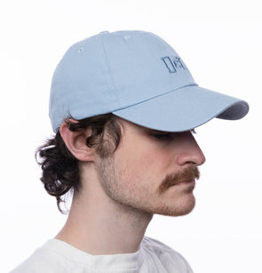 DET. Dad Cap Sky Blue