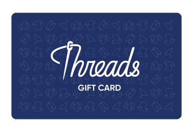 Threads Digital Gift Card