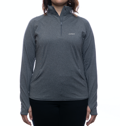 Amrock 1/2 Zip Pullover (Women's Fit)