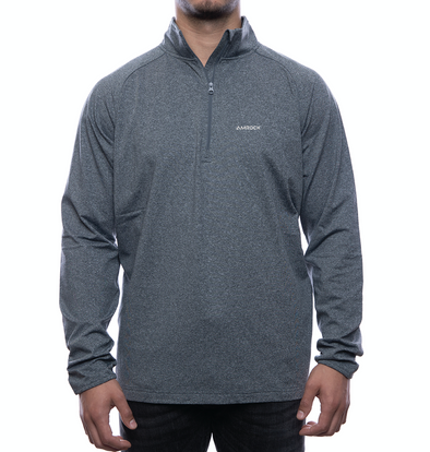 Amrock 1/2 Zip Pullover (Men's Fit)
