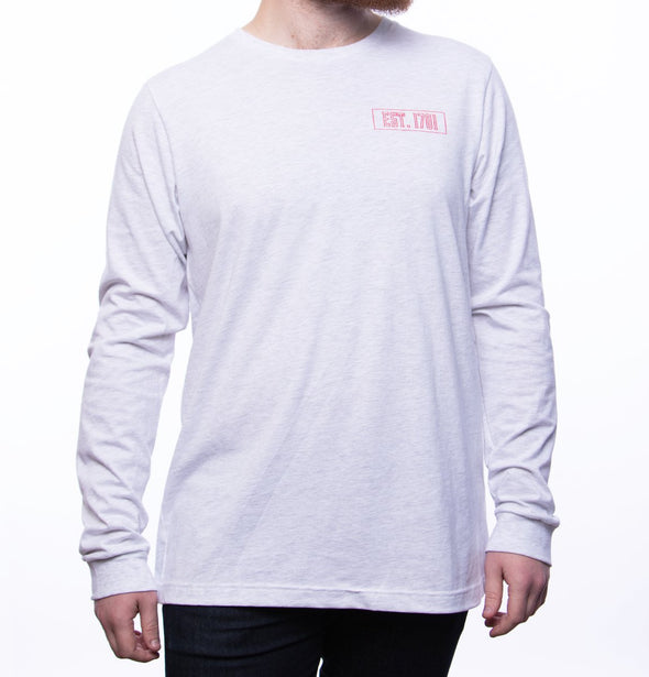Latin Motto Long Sleeve Tee