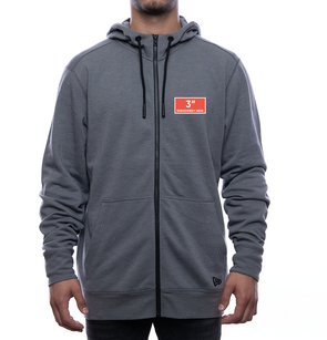 New Era FOC Logo Zip-Up Hoodie (Men's Fit)