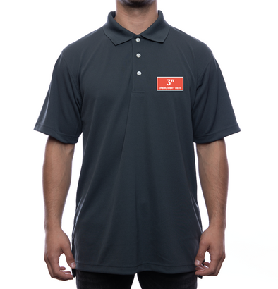 FOC Logo Performance Polo (Men's Fit)
