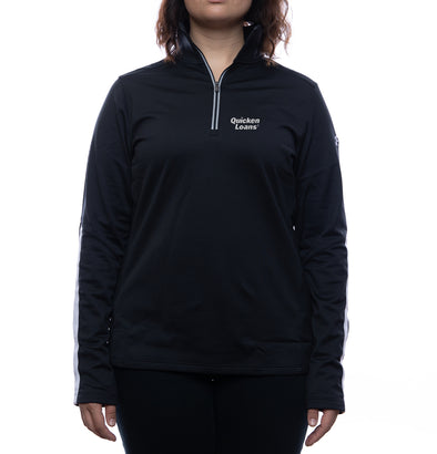 Quicken Loans Under Armour Qualifier 1/4 Zip Pullover (Women's Fit)