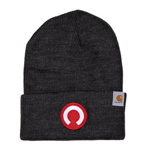 Carhartt Rocket O Beanie | Red/White