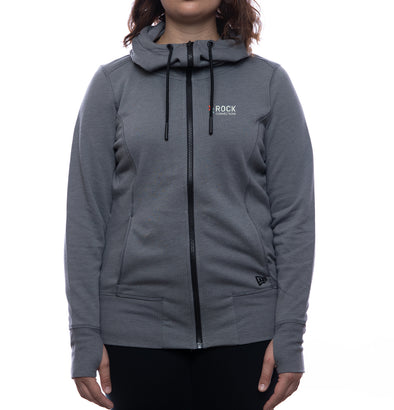 Rock Connections New Era Zip-Up Hoodie (Women's Fit)